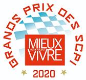 Mieux Vivre Votre Argent - Le Grand Prix des SCPI diversifiées et spécialisées 2020 2020 SCPI Corum Origin